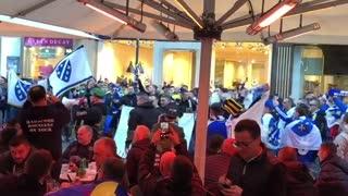 Ludnica u Beču, navijači BiH uoči dvoboja s Austrijom
