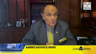 Former NYC mayor Rudy Giuliani on upcoming election