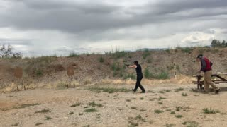 1st Three Gun Practice