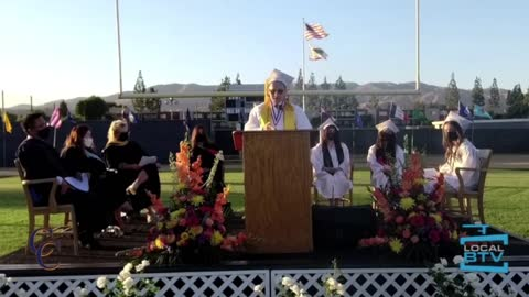 Liberals tried to cancel this Valedictorian Speech