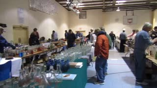 Another look at the 2020 Columbia, South Carolina antique bottle show.