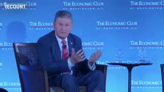 """Manchin Thinks """"Everyday"""" How Life Would Be Easier If He Was A Republican"""
