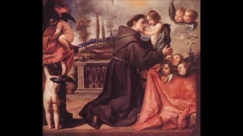3rd Tuesday Novena of St. Anthony: Life of St Anthony