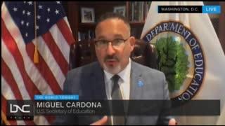 Biden Education Secretary Defends School Lockdowns on Behalf of Unions