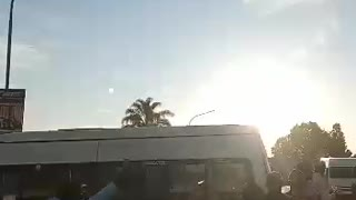 Pietermaritzburg taxi strike