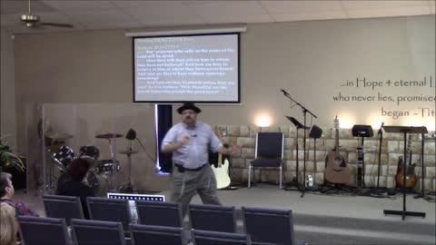 Spiritual Warfare part 7