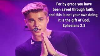 Justin Bieber's unbelievable story
