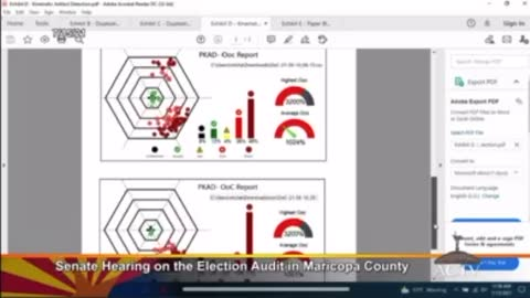 AZ Senate hearing: SharpieGate exposed