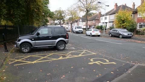 Blue badge holder calls on Wolverhampton Council to enforce disabled parking