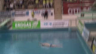 Diving FAIL Belly Smack!