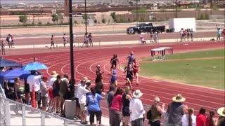 State Junior High Track