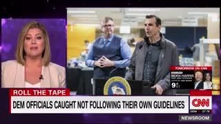 Hypocrite Lockdown Dems Get Absolutely REKT... by CNN?!