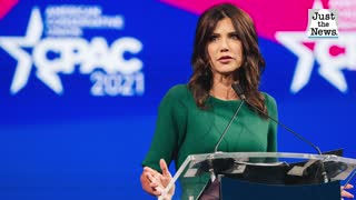 Noem says she would support Former President Trump in 2024
