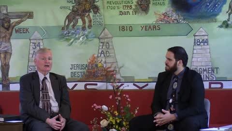 Pressing Issues: The COVID-19 Vaccine Sunday Agenda -with Pastor Bill Hughes & Kody Morey