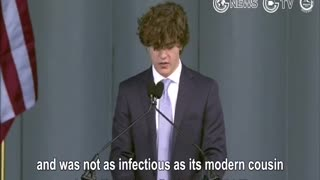 """""""Enough is Enough"""": American College Student Unveils the Truth of SARS-Covid-19"""