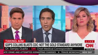 Sanjay Gupta: Susan Collins may be right to question CDC