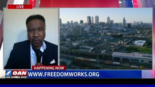Black conservatives host press conference to oppose H.R. 1 Part 2