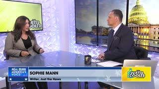 Sophie Mann on the latest Just The News headlines