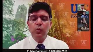Gainesville City Commission - 4/15/21 - COVID
