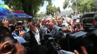 Guatemala rompe relaciones con el Gobierno de Maduro y reconoce a Juan Guaidó