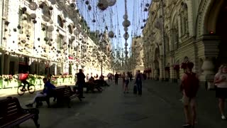Kremlin blames 'nihilism' as Moscow cases surge