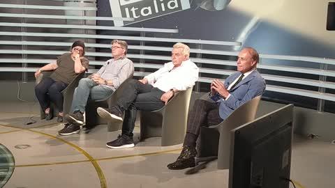Avv. Mauro Sandri Canale Italia, canale TV 83, domenica 12 giugno 2021