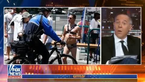 Greg Gutfeld Roasts Denver Gay Pride Parade Organizers for Banning Police Officers from Attending