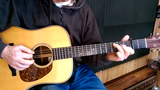 Guitar Lesson 4 - Picking Exercise - Song