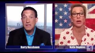 Katie Hopkins Interviewed On Joe Biden's FAKE Administration & Gitmo