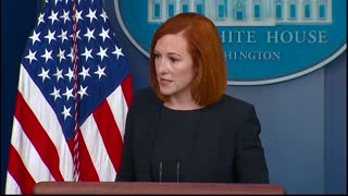 Jen Psaki Says the Quiet Part Out Loud, Proves Biden Isn't in Charge