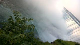 Niagara Falls - Horse-shoe falls