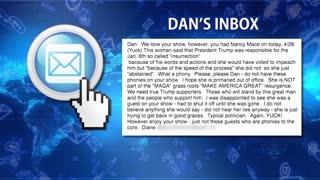 Real America - Dan's Inbox (May 5, 2021)