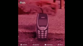 a very hard phone