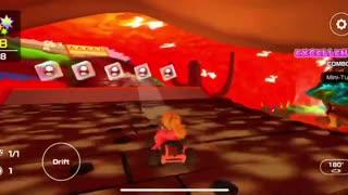 Mario Kart Tour - Birdo Cup Challenge: Combo Attack