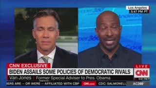 Van Jones questions Biden's tough guy act