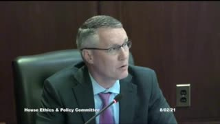Idaho House Ethics Committee - Hearing or Trial - 2021