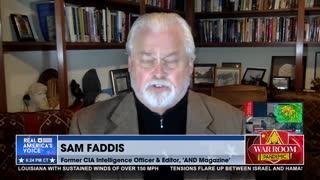 Sam Faddis talks about Afghanistan Crisis with Steve Bannon