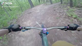 Mountain Bike Trail Ride