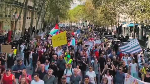 World wide medical freedom rally Sept 18/2021