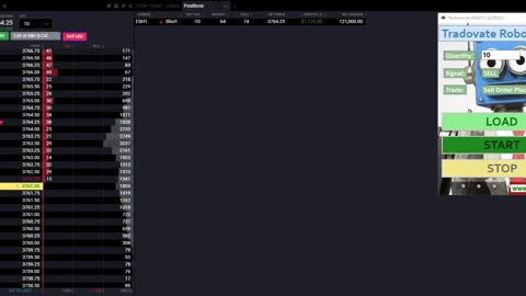 TRADOVATE ROBOT - AUTOMATED TRADING WITH TRADOVATE