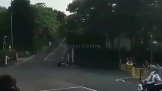 Death race moment