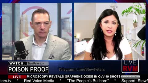Microscopy Expert: Vials Contain Graphene Oxide, Parasites, Stainless Steel