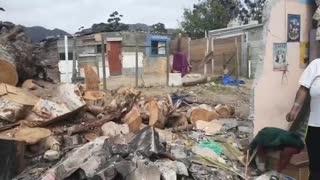 Tree crash family needs new house
