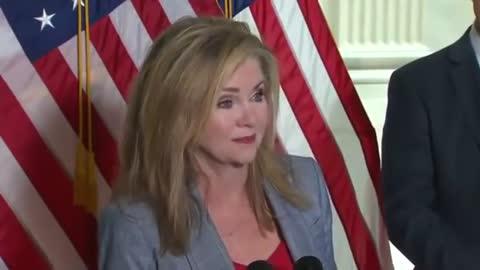 Tennessee Senator Marsha Blackburn Shares COVID-19 lies!