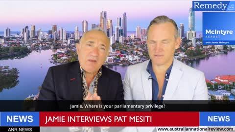 Episode 054 - Jamie Interviews Author and Former Pastor Pat Mesiti, Part 2 - Subtitled Version