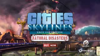 Cities Skylines - Natural Disasters Release Trailer