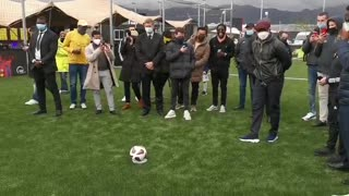 Pitso Mosimane good enough to coach in Europe, says Barca icon Samuel Eto'o