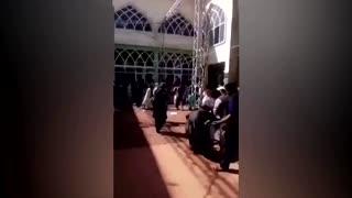 Major bombing at Kandahar mosque