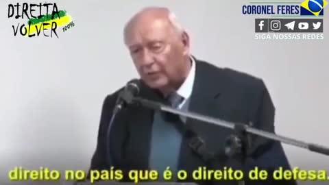 Ives Gandra da Silva Martins sintetiza a luta de 🆘🇧🇷7 de setembro de 2021