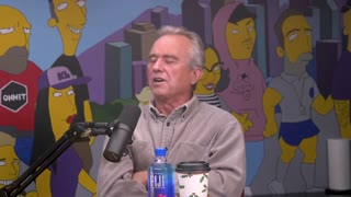 Robert F Kennedy Jr. Blows Whistle On Trump Taking $1 Million From Pfizer
